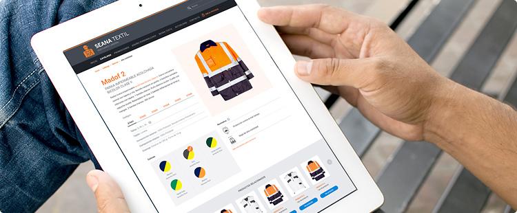 Estrenamos nueva página web corporativa: www.seanatextil.com